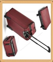 Used New Foldable cabin trolley travel bag in Dubai, UAE