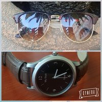 Used My Style Bundle Glasses and Watch ♥️99 in Dubai, UAE