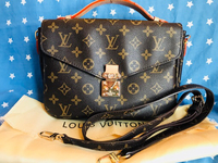 Used Lv pochette metis (preloved) in Dubai, UAE