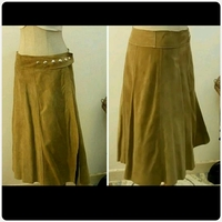 Used Authentic Leather Skirt in Dubai, UAE