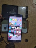 Used Galaxy s6 edge+ good working in Dubai, UAE