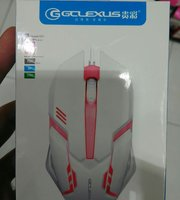 Used GCLEXUS New LED Gaming Mouse USB in Dubai, UAE