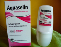 Aquaselin deodorant for women