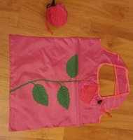 Used 40 pcs plastic flower bags & 3 aprons in Dubai, UAE