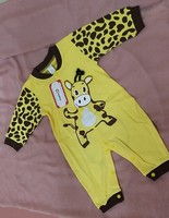 Used 4 Baby Rompers - buy 4 with 100 in Dubai, UAE