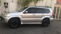 Used Prado land cruiser 2008 model in Dubai, UAE