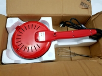 Perfect Electric Griddle Red