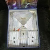 Used Men's Italian shirt. New in Dubai, UAE