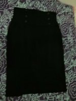 Used Black Pencil Skirt in Dubai, UAE