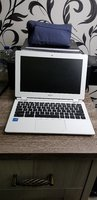 Used Acer white color Chromebook in Dubai, UAE