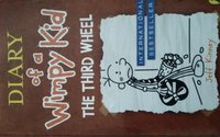Used Diary of a wimpy kid book number 7 in Dubai, UAE