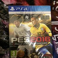Used Ps4 Pes2016 Brand New Sealed Region 2 in Dubai, UAE