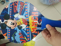 Disney Table tennis rackets..