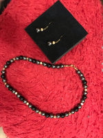 Used Genuine Onyx Gemstones Necklace in Dubai, UAE