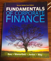 Used Unwanted Corporate Finance Book in Dubai, UAE
