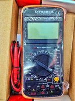 Used Digital Multimeter NEW Pack  A V R C hFE in Dubai, UAE