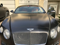 Grey Bentley Continental GT W12, Mileage Of 12,200km, Excellent Condition!