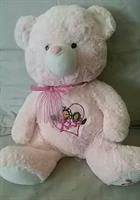 Used Lovely Pink Bear For Your Lovers
