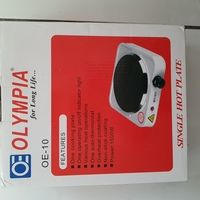 Used New electric plate stove cooker in Dubai, UAE