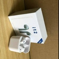 Used Origional i12 Airpods White in Dubai, UAE