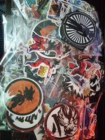 Used Dragon Ball Stikers (20Pcs) in Dubai, UAE
