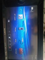 Used Sony Xpload 2 Din Player for Car in Dubai, UAE
