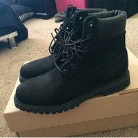 Used Timberland Black in Dubai, UAE