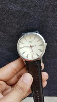 TISSOT  Leather Watch ▪New