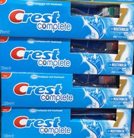 Used Crest complete with BRUSH in Dubai, UAE