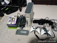 Used X Box 360 Console With Accesories in Dubai, UAE