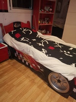 Used Racecar bed frame in Dubai, UAE