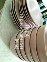 Used DINNER SET (IKEA) in Dubai, UAE