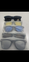 Used Magnetic 5 shades polarized Sunglasses in Dubai, UAE