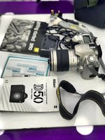 Used Nikon DSLR D50 With Complete Accessories in Dubai, UAE