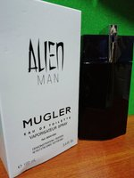 Used Alien Mugler man perfume in Dubai, UAE