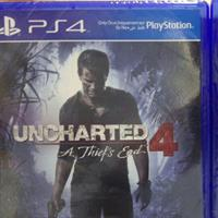 Used PS4 Uncharted 4  in Dubai, UAE