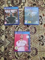 Used 3 playstation 4 games in Dubai, UAE