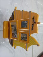 Used Boat shape photo frame in Dubai, UAE