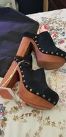 Jeffrey Campbell clogs / mules AUTHENTIC