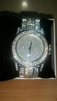 Used Lupai Fashion Silver Watch in Dubai, UAE