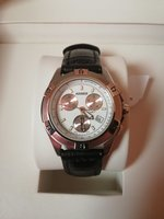 Aigner watch black dial