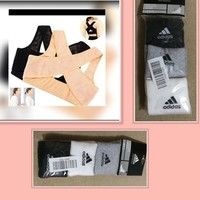 Used 6 pairs of addidas sport sock + belt 🎁 in Dubai, UAE