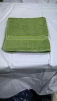 Used 6 pcsbath towel set 70 * 140 cms in Dubai, UAE