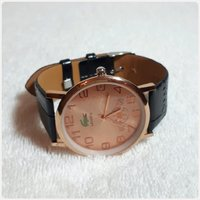 New LACOSTE watch for lady