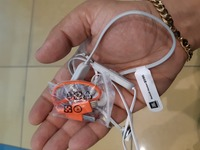 Used JBL T205BT WIRELESS BLUETOOTH EARPHONES in Dubai, UAE