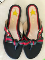 Used New Gucci sandals (not original) in Dubai, UAE