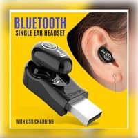 Used Single Wireless blutooth small ear bud in Dubai, UAE