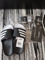 Used Adidas adilette unisex slipper in Dubai, UAE