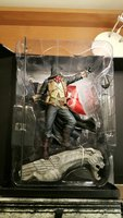 Used Assassins Creed Arno Statue Figure in Dubai, UAE