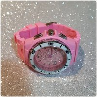 Pink watch techno marine..